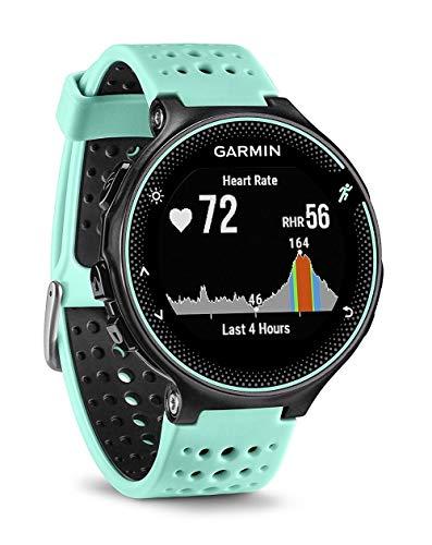 Garmin Forerunner 235 - Reloj con pulsómetro en la muñeca, unisex,...