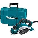 Makita KP0800K 3-1/4-Inch Planer Kit, Blue (Renewed)
