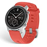 Amazfit GTR Smartwatch with GPS+Glonass, All-Day Heart Rate Monitor, Daily Activity Tracker Rate and...
