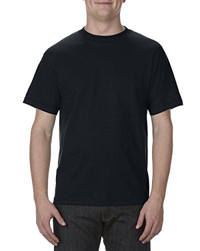 Alstyle Apparel AAA Men's Classic T-Shirt, Black, XL