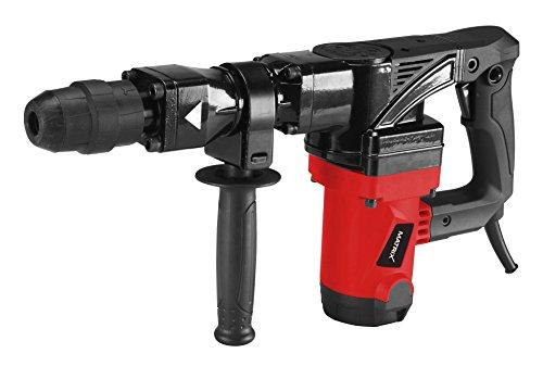 Matrix 120700100 EDH Abbruchhammer 1300 W, 220 V, Schwarz/Rot, 530