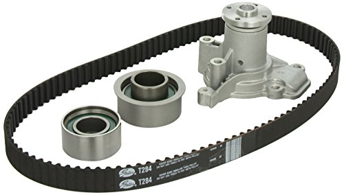 Gates TCKWP284 Engine Timing Belt Kit with Water Pump