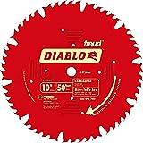 Diablo by Freud'Freud D1050X Diablo 10'' 50-tooth ATB Combo Saw Blade w/5/8'' Arbor&PermaShield'
