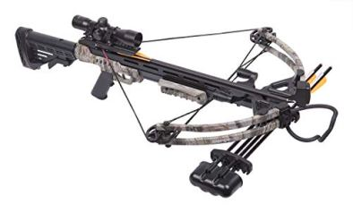 CenterPoint Sniper 370- Crossbow Package