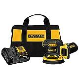 DEWALT 20V MAX Random Orbit Sander, 5-Inch, Cordless Kit (DCW210D1)