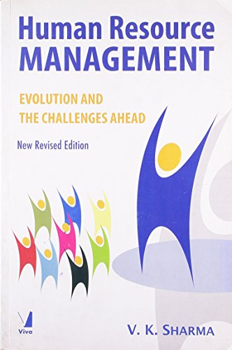 Human Resource Management [Paperback] [Jan 01, 2017] VIVA BOOKS - ORIGINALS 8