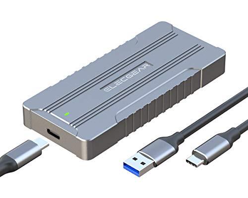 USB 3.1 Adattatore Esterno per NVMe M.2 SSD Disco...