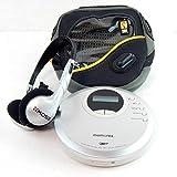 Memorex MD8151SL Portable MP3 CD Player