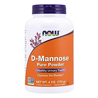 PURE POWDER: D-mannose is a naturally occurring simple sugar that your body utilizes to help cleanse the urinary tract and maintain a healthy bladder lining. CLEANSES THE BLADDER: It's metabolized only in small amounts, with excess amounts rapidly ex...