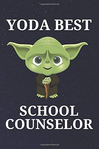 Yoda Best School Counselor: Unique and Funny Appreciation...