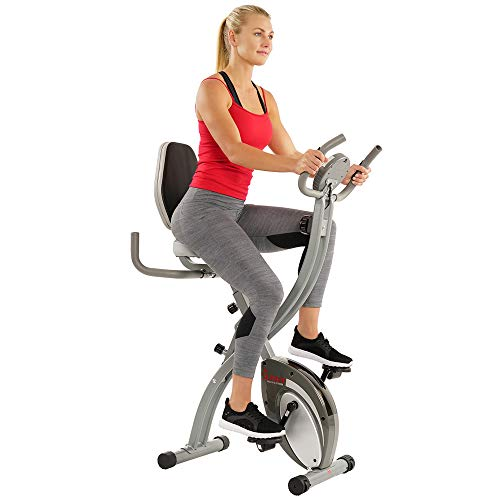 Sunny Health & Fitness Comfort XL Ultra Cushioned Seat...