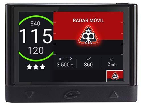 COYOTE Mini Radarwarner Coyote im Mini-Format und 1 Monat Abonnement inbegriffen, automatischer Update. Spracherkennung. Modus: Vorhersagung, Linienführung, Radare, Hinweise