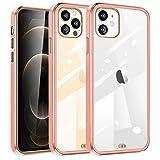 iPhone 12 / iphone12 Pro ケース クリア tpu 高透明 耐衝撃 シリコン スリム 薄型 6.1インチ ……