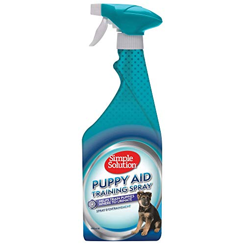 Simple Solution perrito ayuda Formación spray – 500 ml