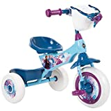 Huffy Frozen 2 Kid Tricycle 3 Wheel Trike with Two Storage Bins