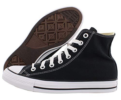 Converse Chuck Taylor All Star High Top Sneaker, Black, 6 Women/4 Men