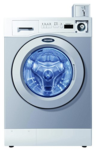 Crossover Front Load Washer 3.5 Cubic Feet Professional...