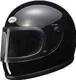 リード工業(LEAD) バイクヘルメット フルフェイス RX-200R ブラック フリーサイズ (57-60cm未満)