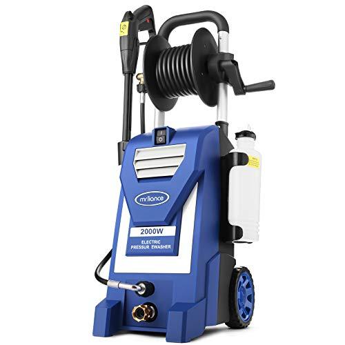 Best pressure washer for car detailing 2021