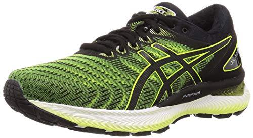 Asics GEL-NIMBUS 22, Men's Running Shoes, Safety Yellow/Black, 9.5 UK (44.5 EU)