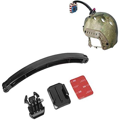 PROtastic Braccio estensibile da montare su casco, 20 cm, Gopro Hero/videocamera SJCAM Action