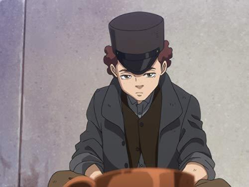 #01 伯爵の犯罪