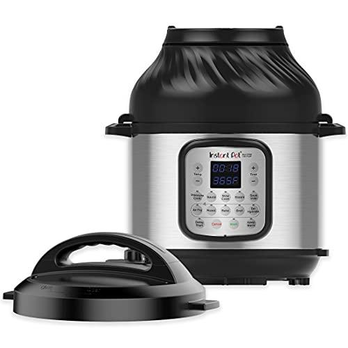 Instant Pot & Air Fryer Combo 8QT