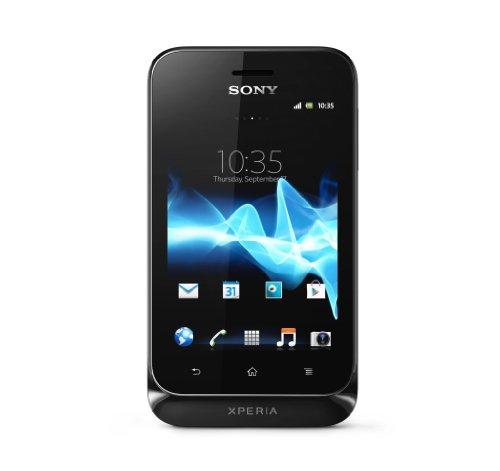 Sony Xperia tipo ST21i Black SIMフリー