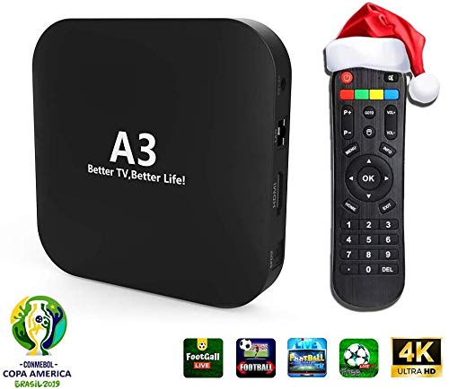 IPTV Brazil A3 Box Brazilian Box 4K Based on A2 HTV5 6 Plus Better Than IPTV 5 6 8 with 250+ Live Channels Massive Portuguese Dramas Movies