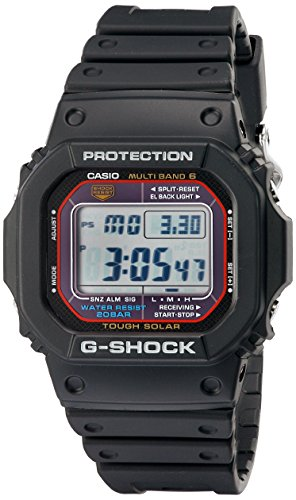 Casio Men's G-Shock GWM5610-1 Tough Solar Sport Watch
