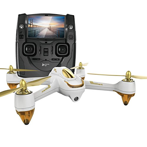 HUBSAN H501S X4 Brushless FPV Droni Quadricotteri GPS Fotocamera 1080P HD 5.8Ghz Headless Follow Me...