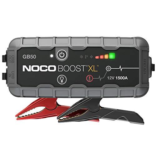 NOCO Boost XL GB50 1500A 12V UltraSafe Starthilfe...