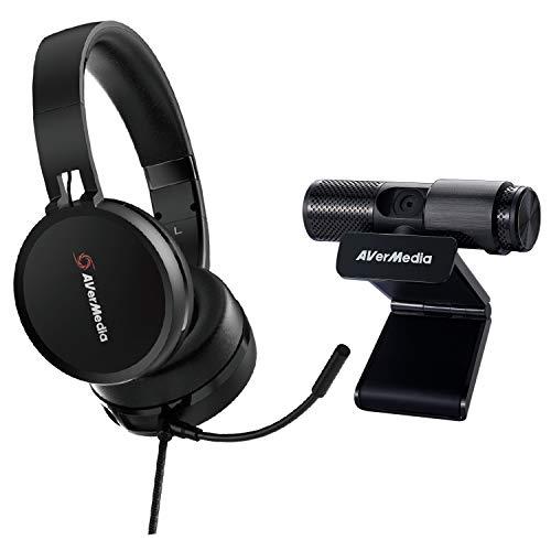 AVerMedia BO317 Kit Conference Webcam PW313 + Headset AH313