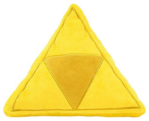 Nintendo Cojín Triforce, 33 cm. The Legend of Zelda
