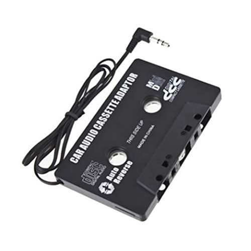 Kylewo Adattatore per autoradio per Auto MP3 Adattatore per Cassette per Cassette CD Adattatore per...