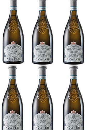Vino Bianco Lugana Doc I Frati - Azienda agricola C dei Frati 6 bottiglie x 0,375 l.