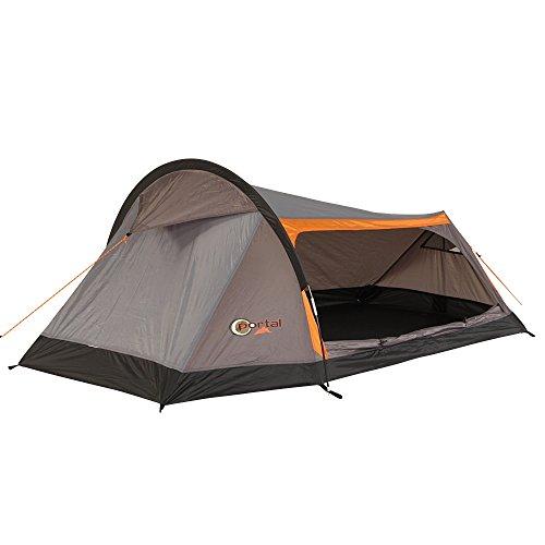 APUS Portail 2–2Personnes Tente Tunnel Tente de, Trekking, avec Grande...