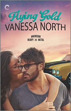 Flying Gold (American Heavy Metal Book 2) by [Vanessa North]