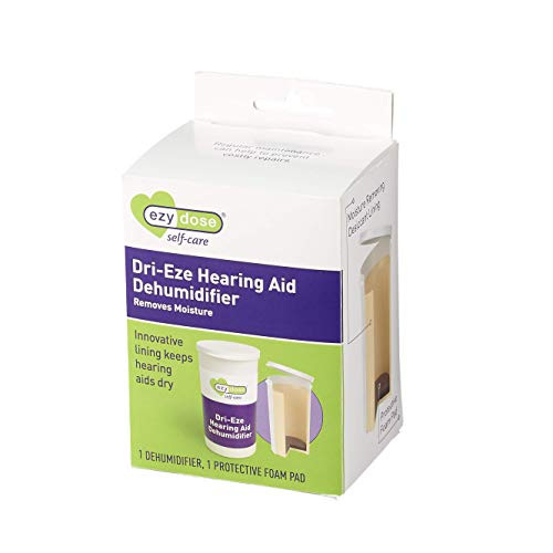 Dehumidifier for Hearing Aid Cleaning