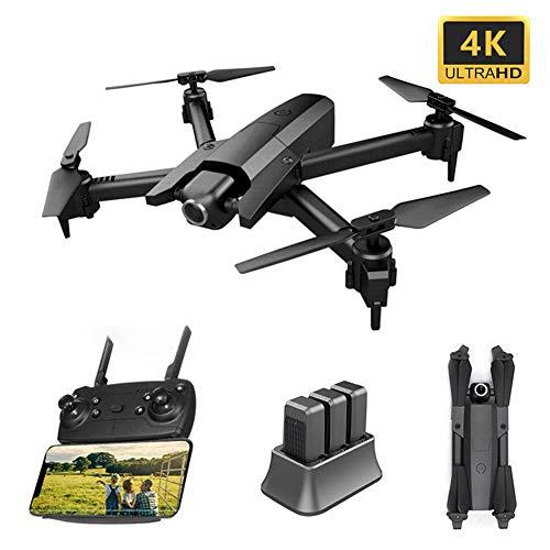 CBPE Drone GPS, con Motore Brushless Potensic Drone WiFi con Telecamera 4K, Full HD GPS Funzione di RTH, Altitudine Attesa, Allarme di Bassa Pressione E Segnale Debole Dotato