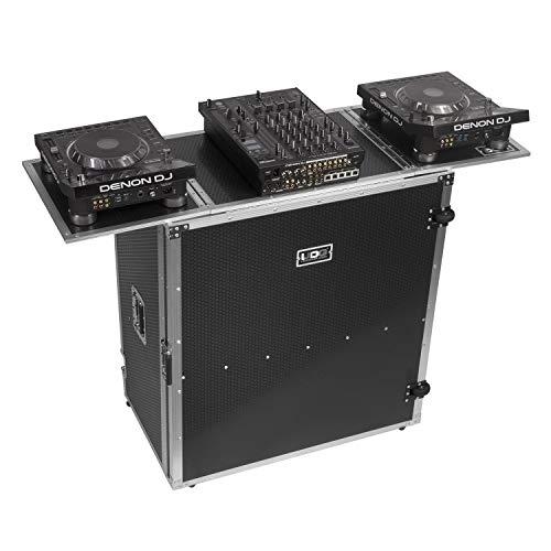 UDG U91049BL - Tavolo da DJ pieghevole, colore: nero