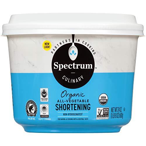 Spectrum Naturals Organic Vegetable Shortening