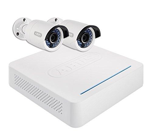 ABUS TVVR36210 Cablato 4canali kit di videosorveglianza
