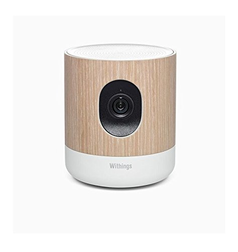Withings Home - Wi-Fi Security Camera with Air Quality Sensors 7