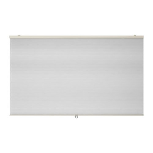 IKEA(イケア)HOPPVALS 断熱ブラインド, ホワイト 30290625