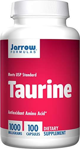 Jarrow Formulas Taurin 1.000 mg Kapseln, 100-Count