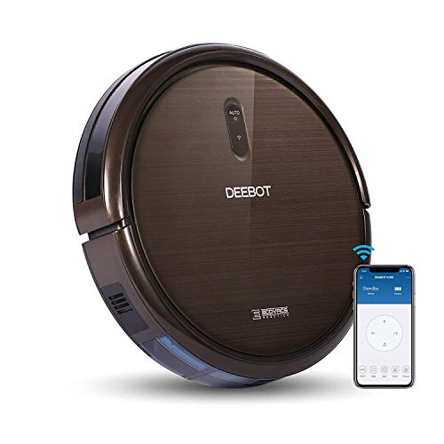 Ecovacs DEEBOT N79S Robotic Vacuum Cleaner with Max Power Suction,...