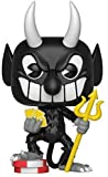 Figurines POP! vinyle Games: cuphead The Devil