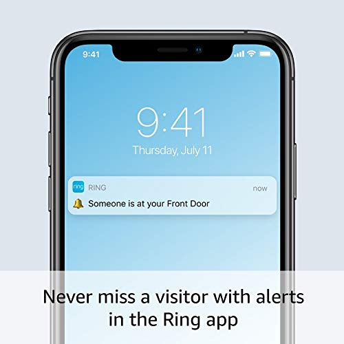 Product Image 4: Ring Video Doorbell Pro – Upgraded, with added security features and a sleek design (existing doorbell wiring required)