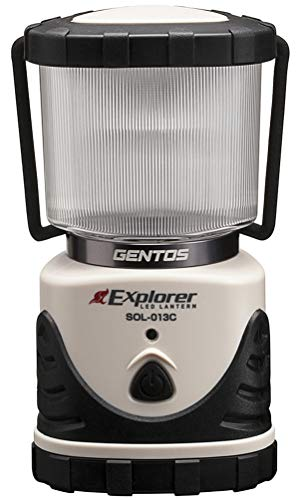 GENTOS(ジェントス) LED ランタン 【明るさ530ルーメン/実用点灯20-360時間/3色切替/防滴】 エクスプローラ...